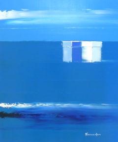 15F-Reflets bleus