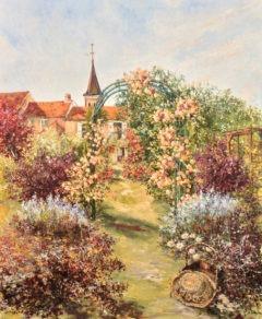 20F-Jardin d'artiste