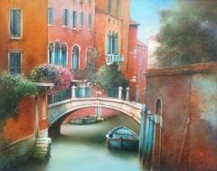 25F-Canal San Severo, Venise