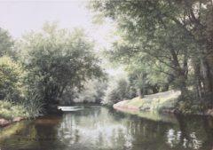 3P-Au bord d'une petite riviere
