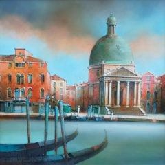 50x50-San Piccolo Grand canal, Venise