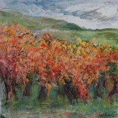 60x60-Les Feux de l'automne