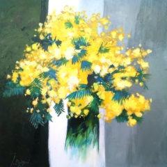 70x70-Le mimosa
