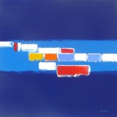 80x80-Bleu marine