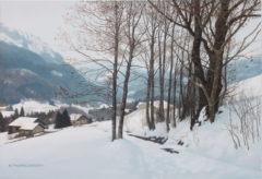 FÉVRIER À HIRMENTAZ (Haute-Savoie) (5P)